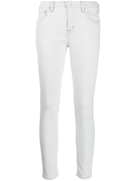 Jacob Cohen Kimberly cropped jeans in grey
