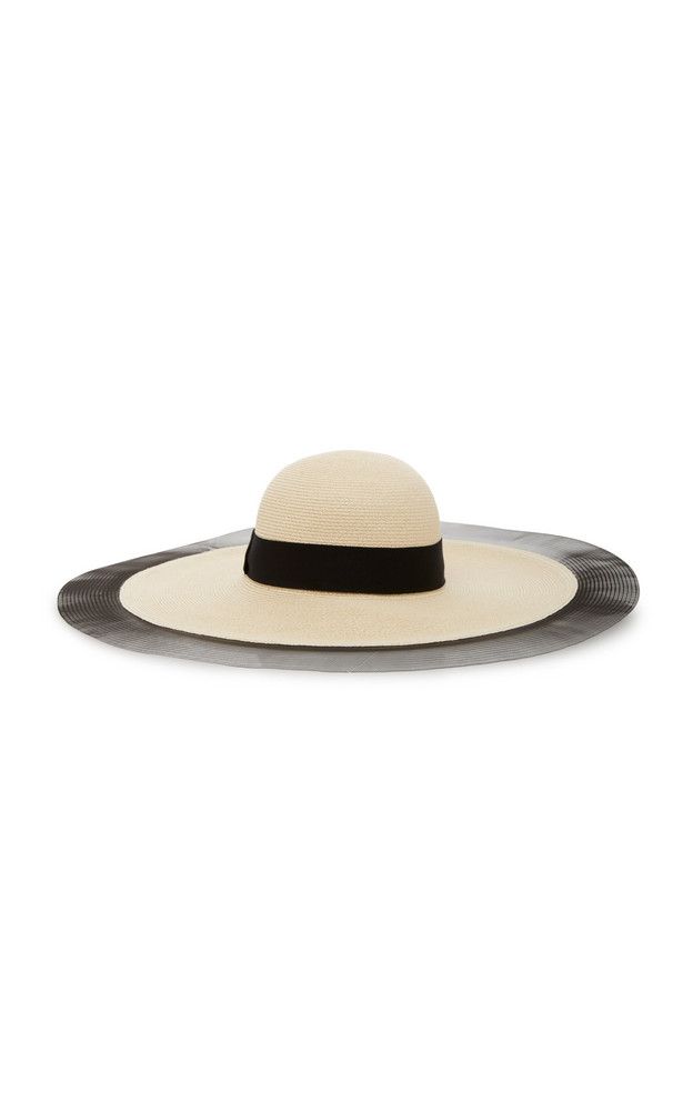 Eugenia Kim Sunny Woven Hat in neutral