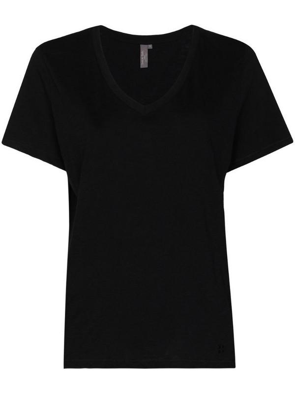 Sweaty Betty Refresh cotton T-shirt in black