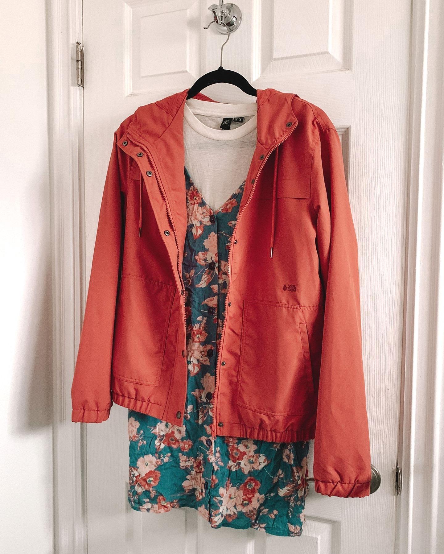 jacket top dress