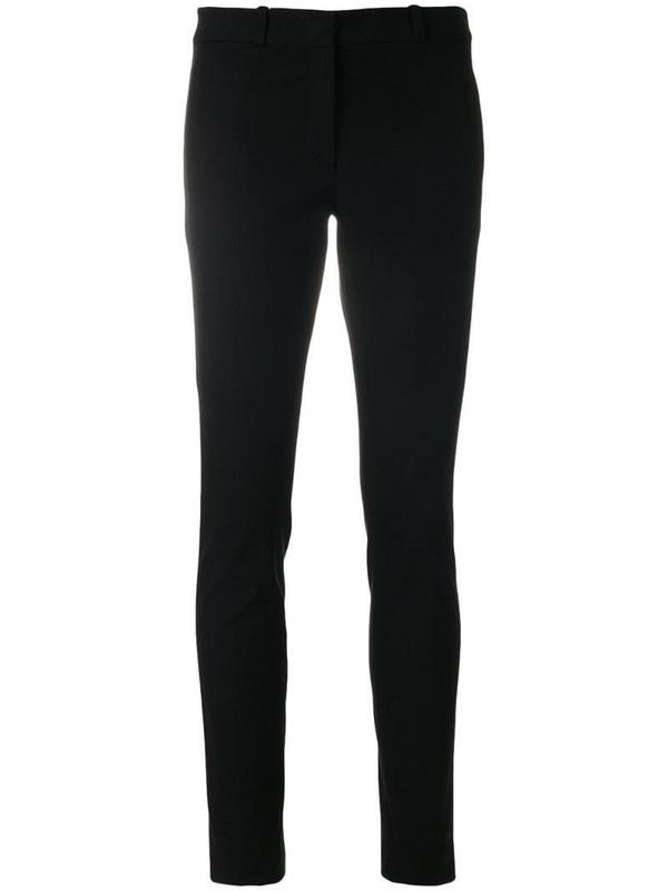 Joseph skinny tailored trousers in black