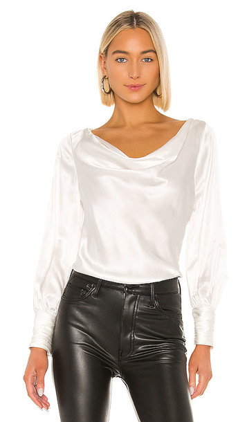 Cinq a Sept Taylee Top in White