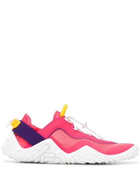 Kenzo Wave sneakers in pink