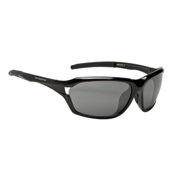 New Balance Men's & Women's Performance Sunglasses - Black (NB333-1)