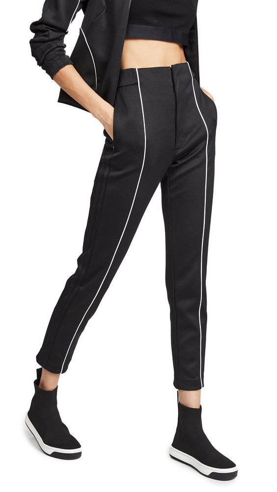 Y-3 Foundation Track Pants in black