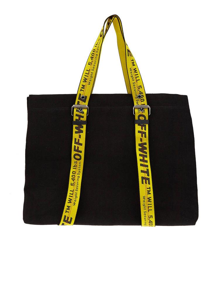 Off-white Shoulder Bag in black