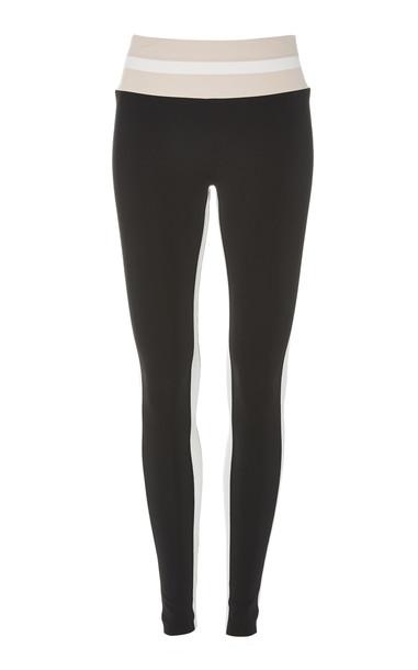 Vaara Faye Thermal Tuxedo Legging Size: M in black