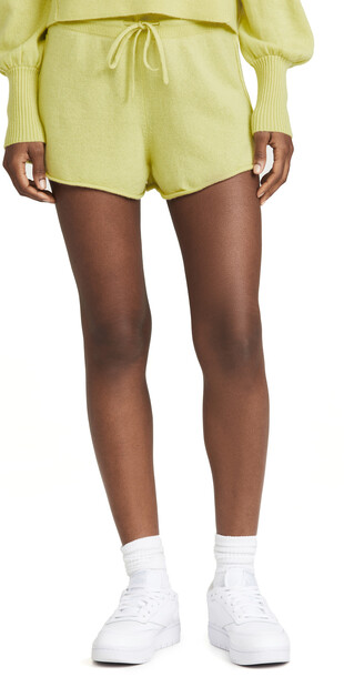Le Ore Palermo Cashmere Shorts