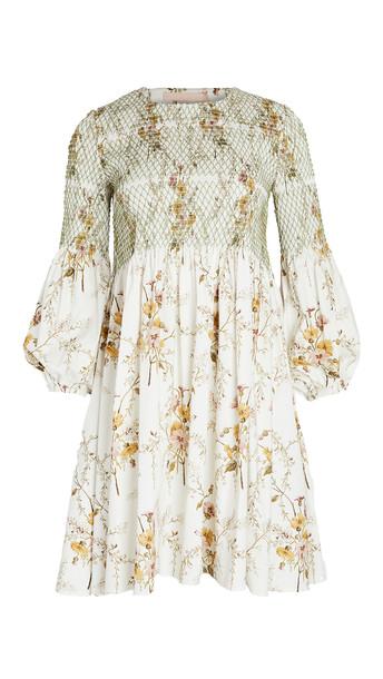 Brock Collection Raffaella Dress in natural