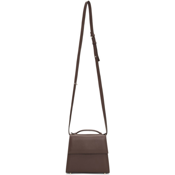 Hunting Season Brown Small Top Handle Bag