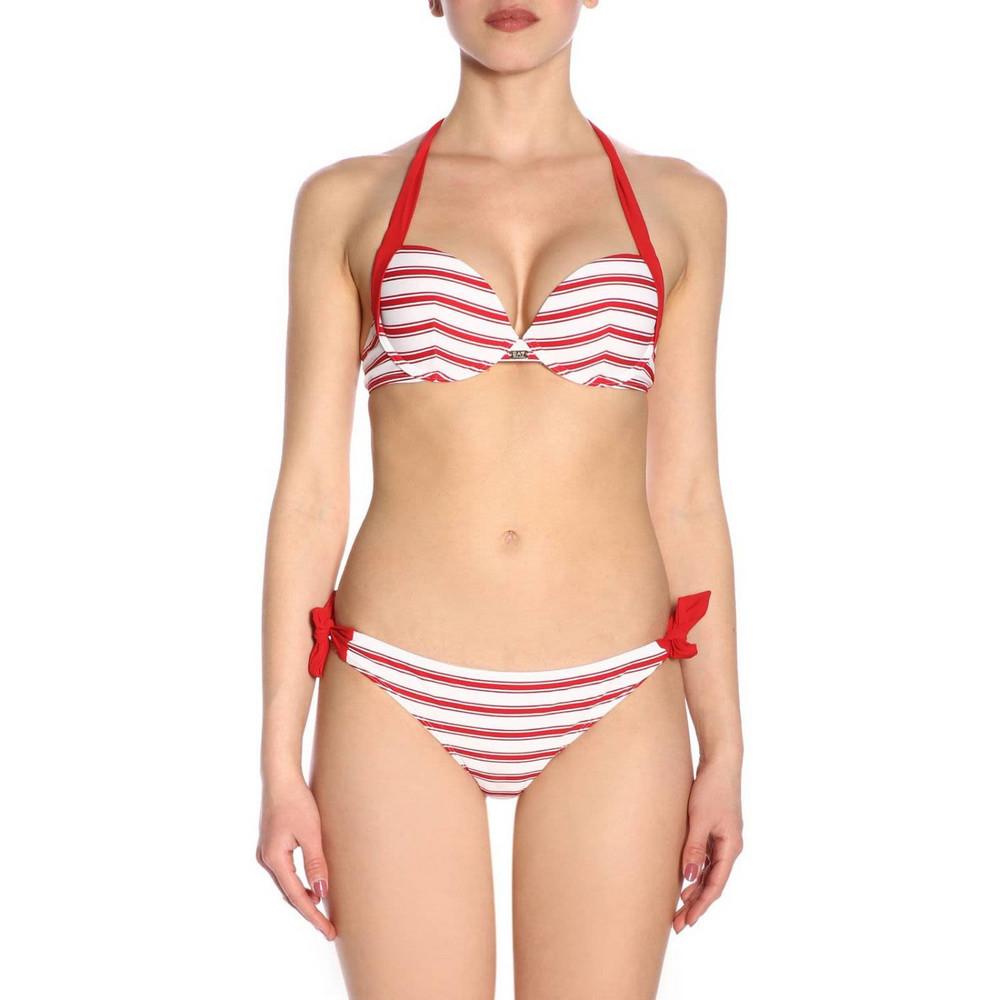 Ea7 Swimwear Swimsuit Swimsuit Women Ea7 Swimwear in red
