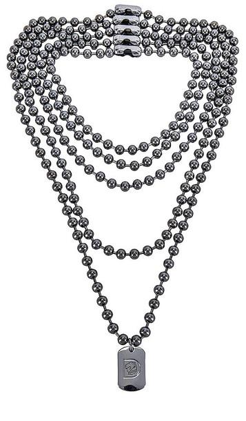 DUNDAS x REVOLVE Dola Necklace in Metallic Silver