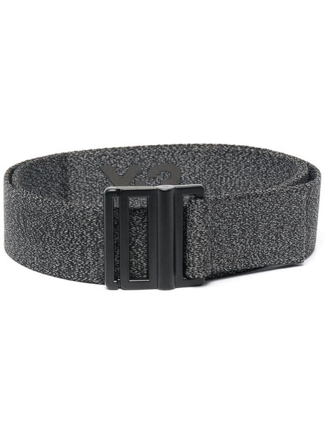 Y-3 x adidas reflective belt in black