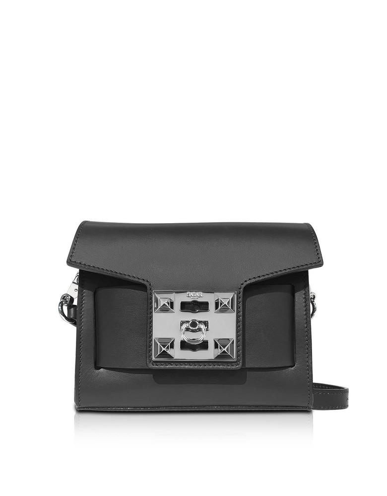 Salar Gaia Shoulder Bag in black