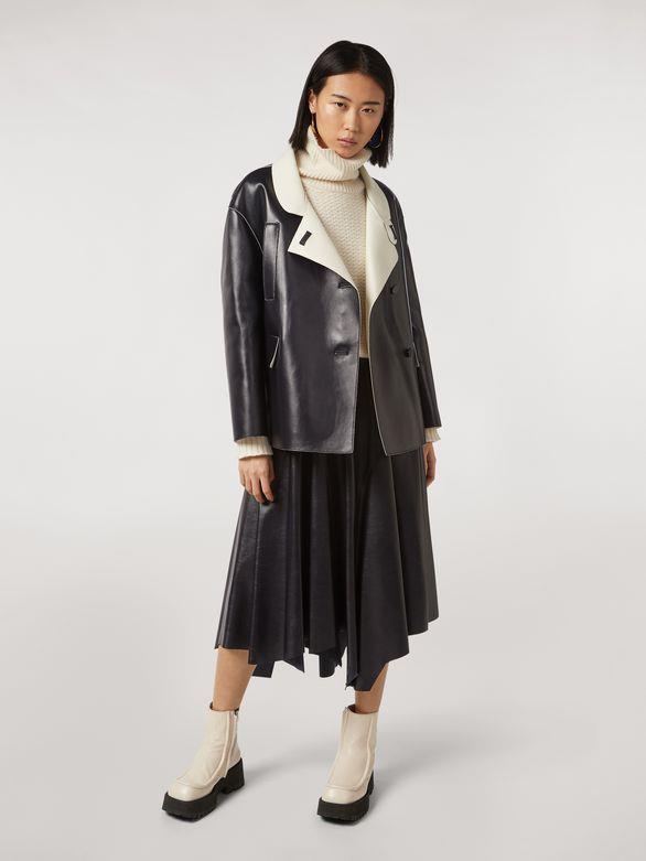 MARNI Jackets jacket in nappa stone lambskin