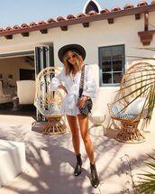 skirt,minim skirts,white skirt,mini skirt,white shirt,ankle boots,cowboy boots,dior bag