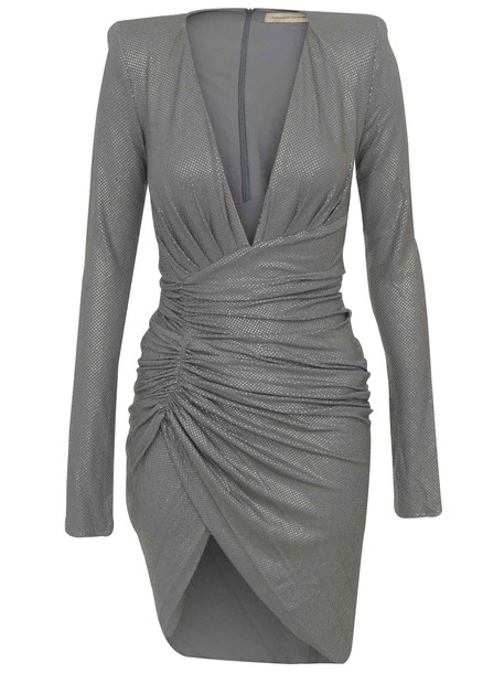 Dress Alexandre Vauthier in silver