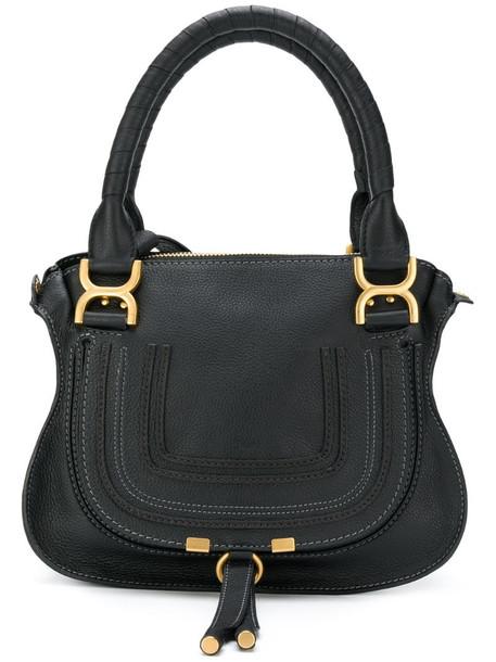 Chloé Marcie tote bag in black