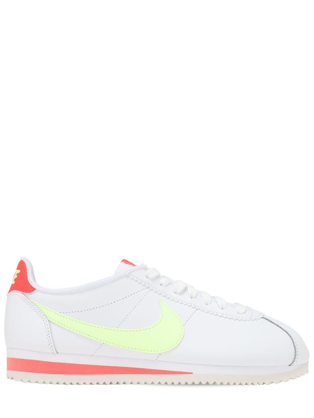 NIKE Classic Cortez Og Sneakers in white