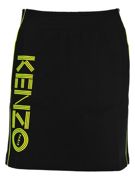 Kenzo Kenzo Sports Skirt in black / print