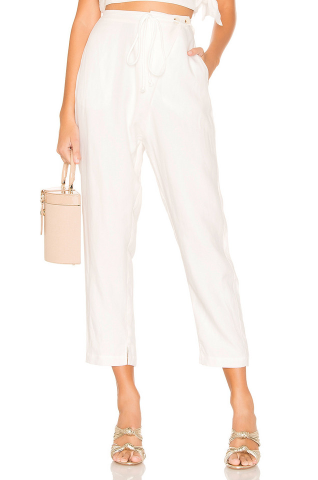 Tularosa Dream Pants in white
