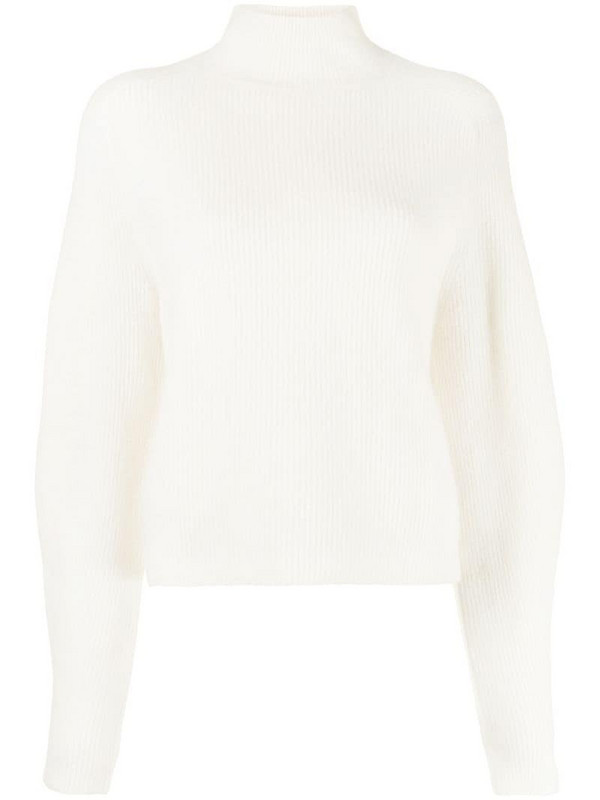 Sir. Franca jumper in white