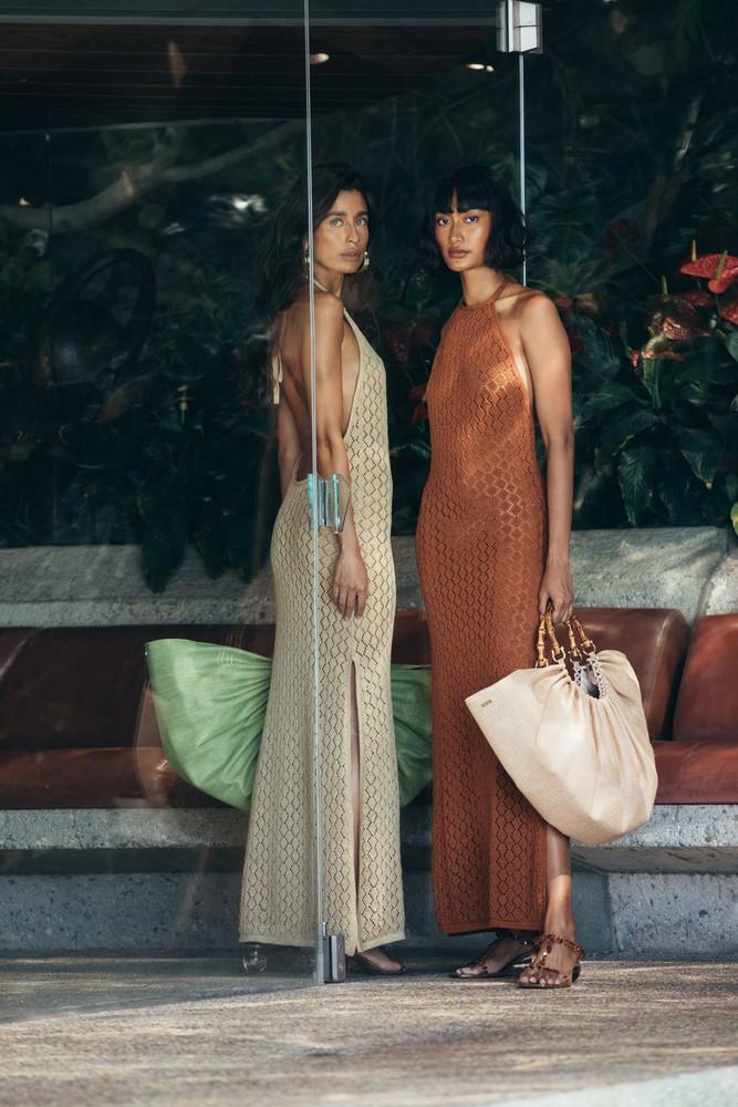 Cult Gaia Karen Dress - Amber                                                                                               $358.00