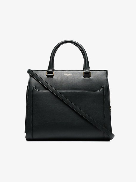 Saint Laurent algae green Eastside leather tote bag