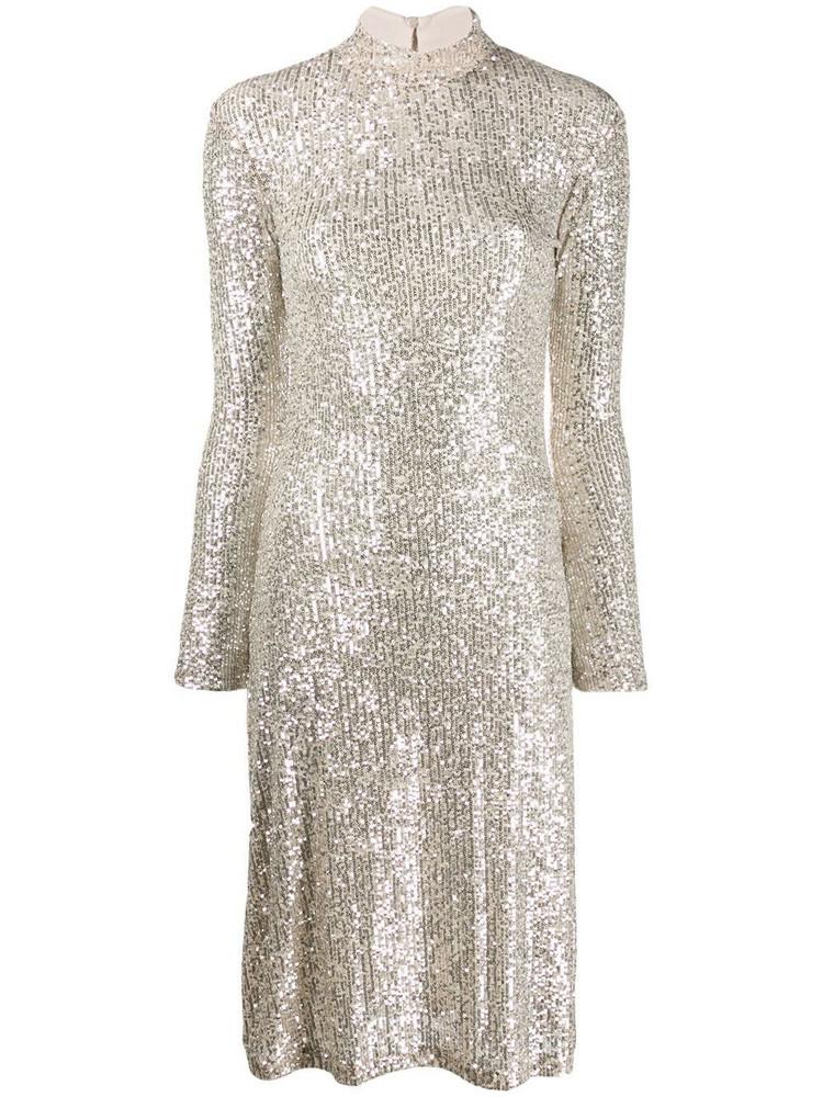 LAutre Chose S/s Dress in silver