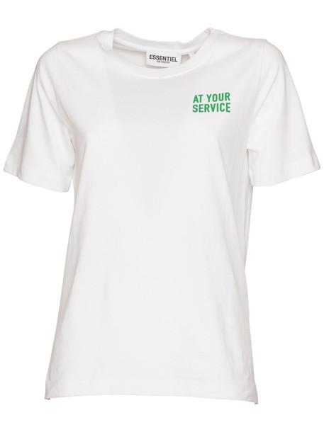 Essentiel Antwerp T-shirt in bianco