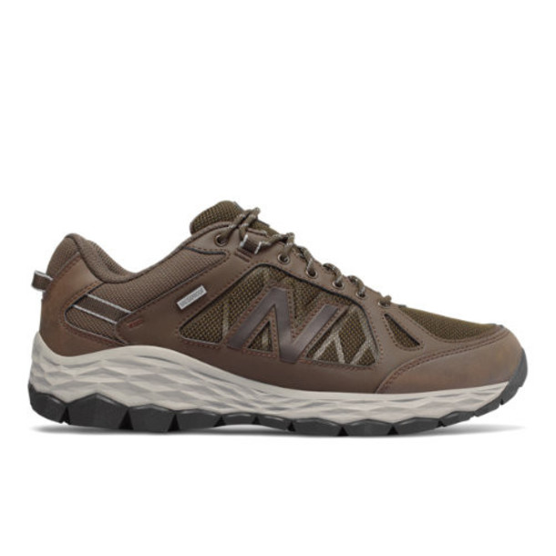 New Balance 1350 Men's Trail Walking Shoes - Brown/Grey (MW1350WC)