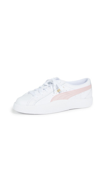 PUMA Love Sneakers in white