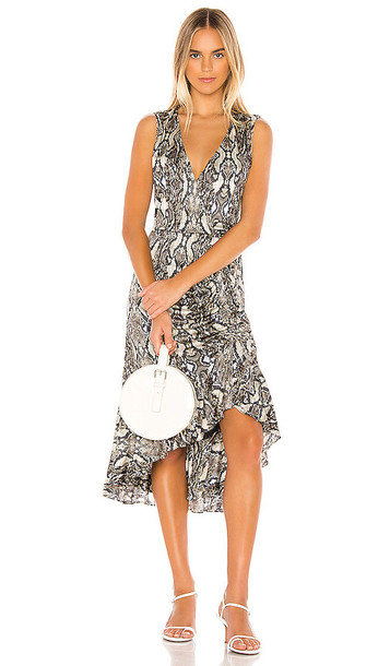 Parker Briony Dress in Gray