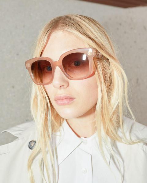 dress coat sunglasses