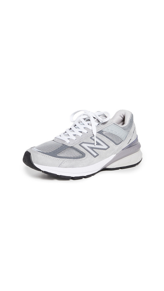 New Balance Made US 990v5 Sneakers in grey