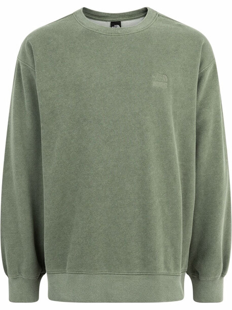 Supreme x The North Face crewneck sweatshirt - Green