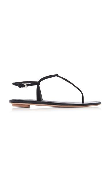 Prada Suede Slingback Sandals Size: 36