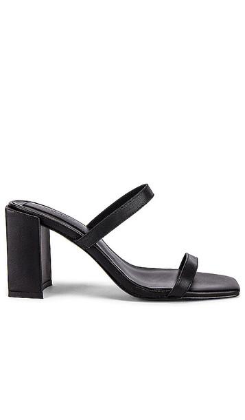 JAGGAR x REVOLVE Square Heel in Black