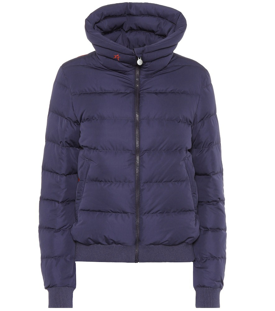 Perfect Moment Super Star down ski jacket in blue