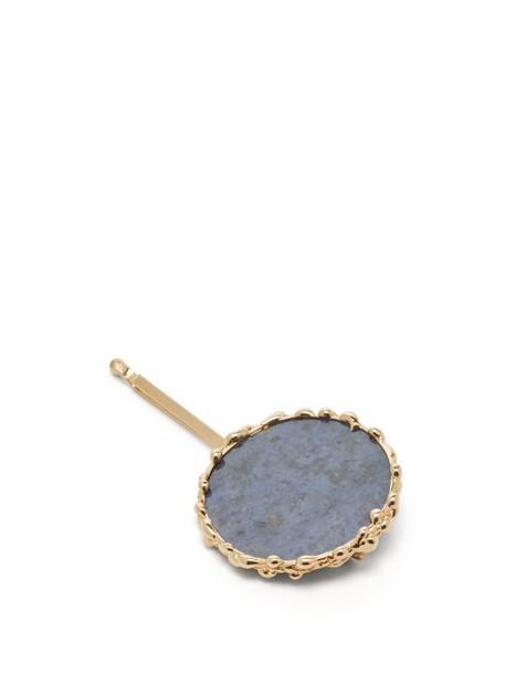 Rosantica By Michela Panero - Wallace Agate Hair Slide - Womens - Blue