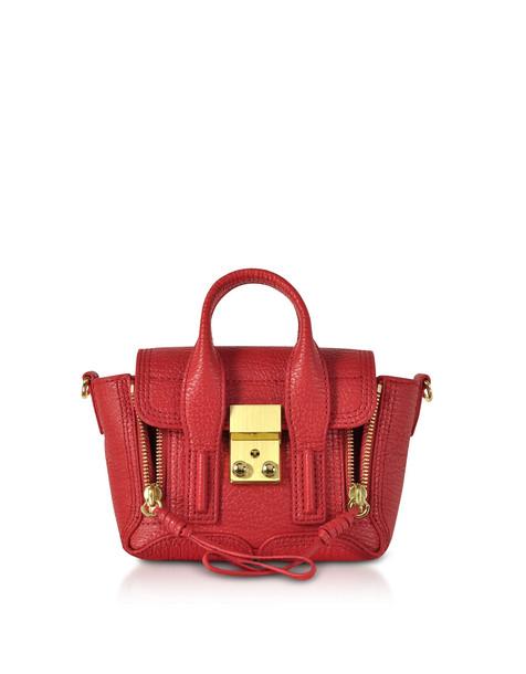 satchel bag satchel bag leather red