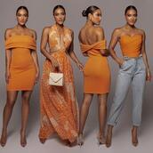 dress,top,bag