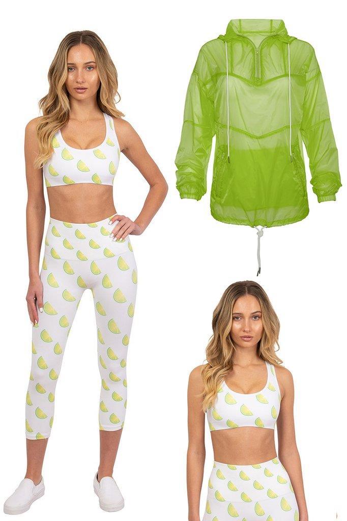 Lime Bundle + Jacket