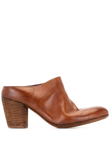 Officine Creative Roseline ankle boots in brown