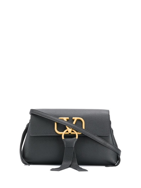 Valentino Garavani VRING shoulder bag in black