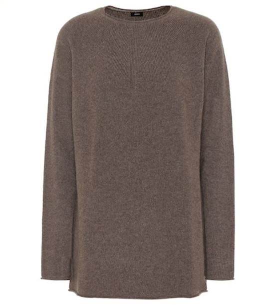 Joseph Cashmere sweater in brown