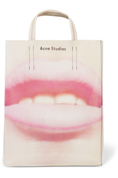 Acne Studios - Baker Printed Pvc Tote - Pink