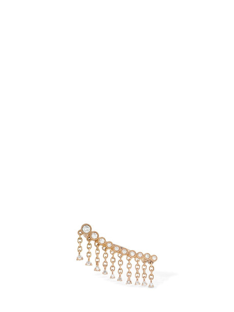 STONE PARIS Talitha 18kt Gold & Diamond Mono Earring