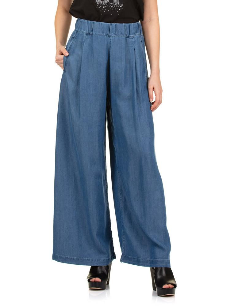 SEMICOUTURE Jonny Pants in blue