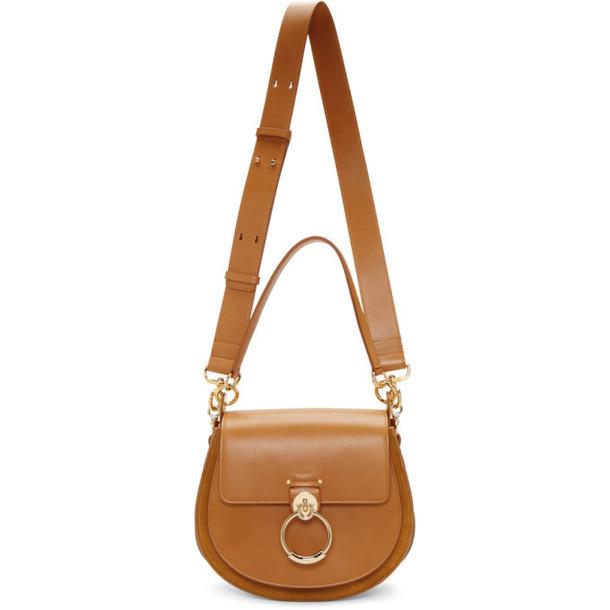 Chloé Chloé Brown Large Tess Bag